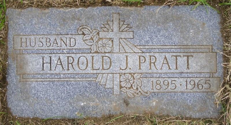 Harold J. Pratt