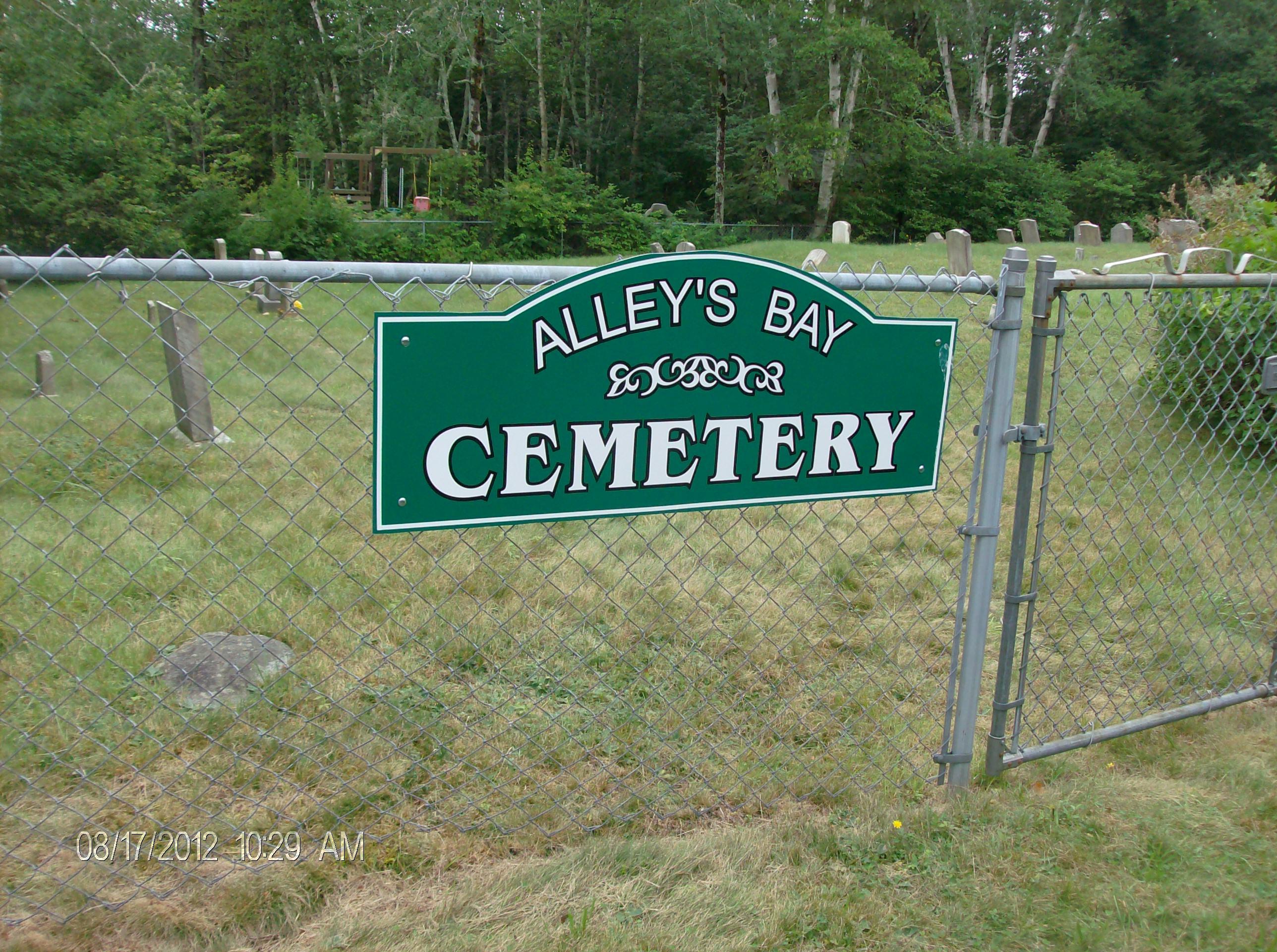 Eliza Anne <i>Beal</i> Alley