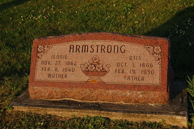 Otis Wyman Armstrong