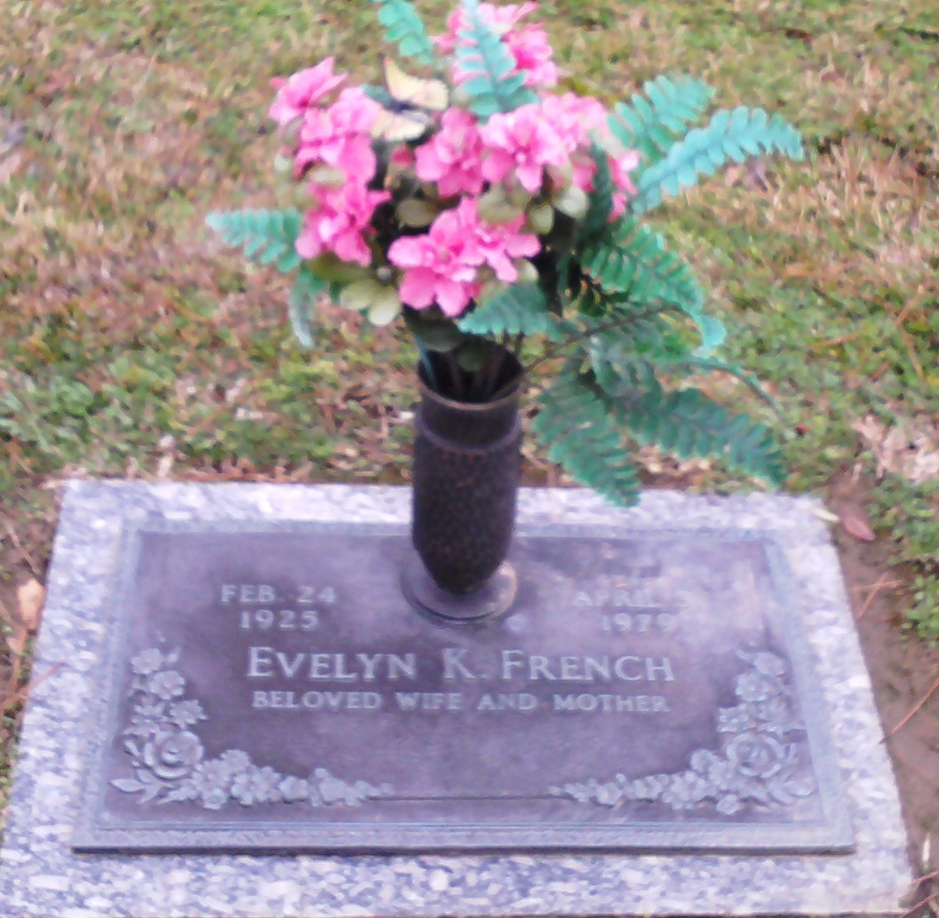 Evelyn K French