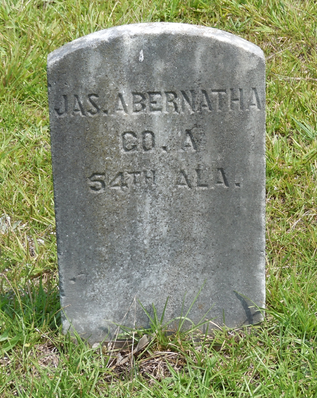 Pvt James N. Abernathy