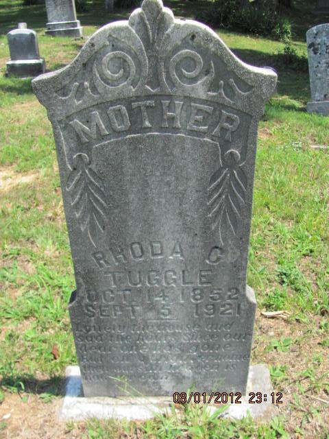 Rhoda C. <i>Gray</i> Tuggle