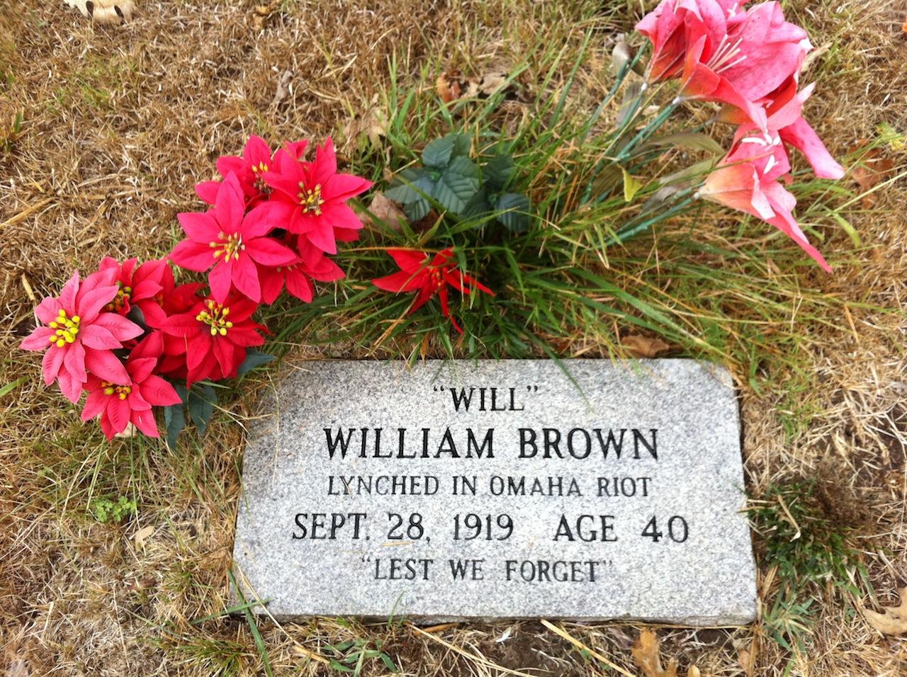 William Will Brown