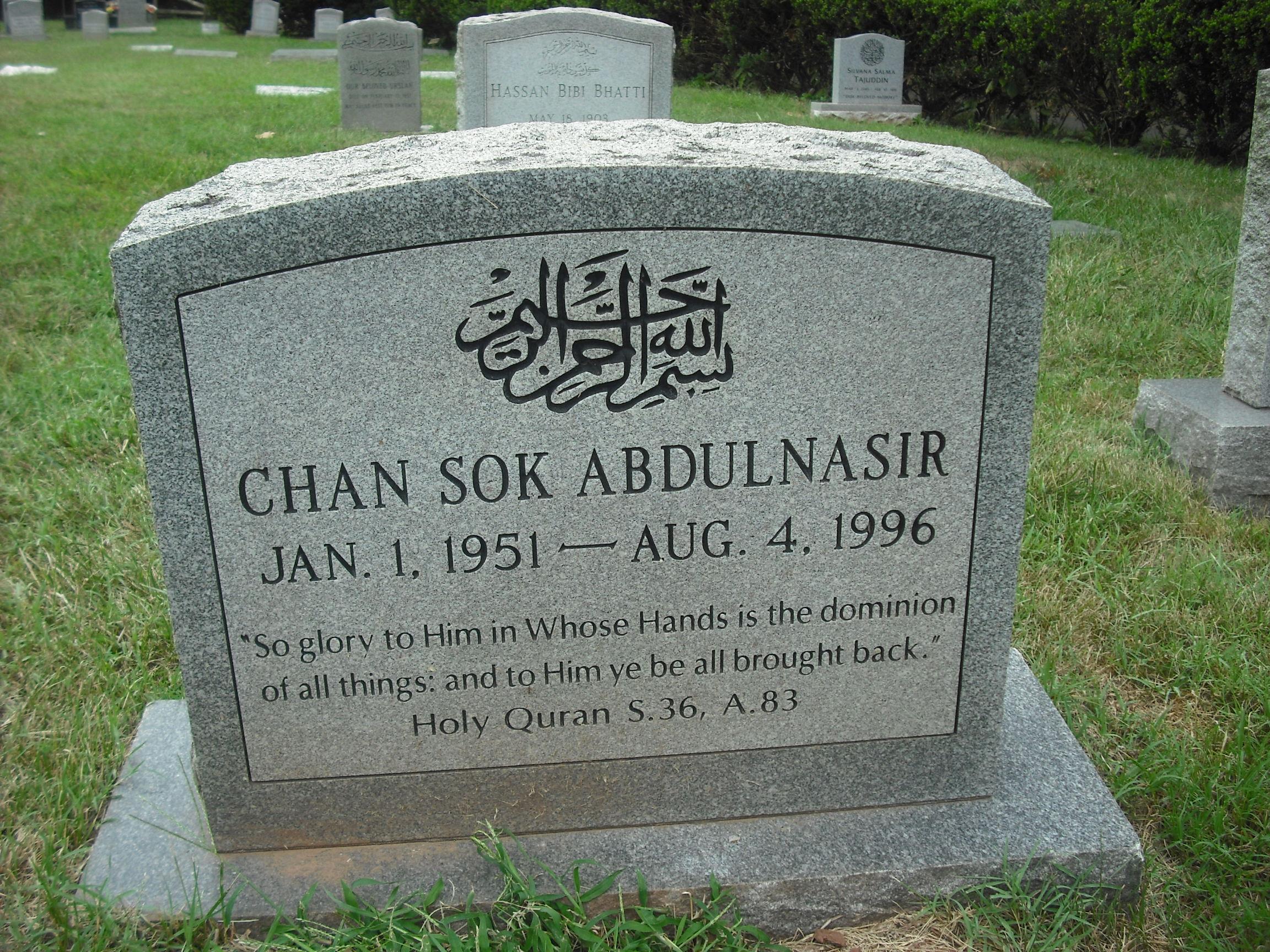 Chan Sok Abdulnasir