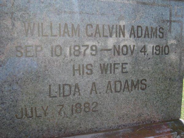 William Calvin Adams