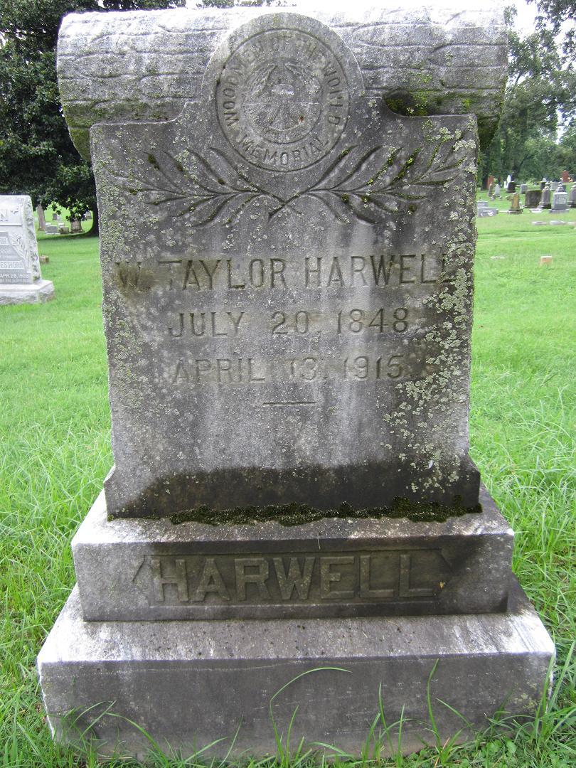 William Taylor Harwell