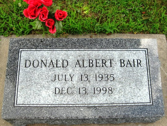 Donald Albert Bair
