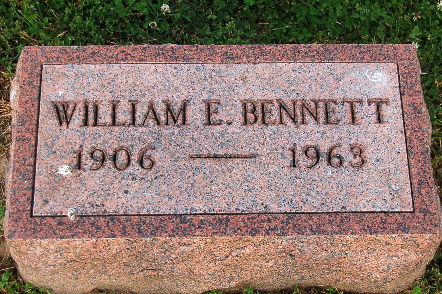 William E. Bennett