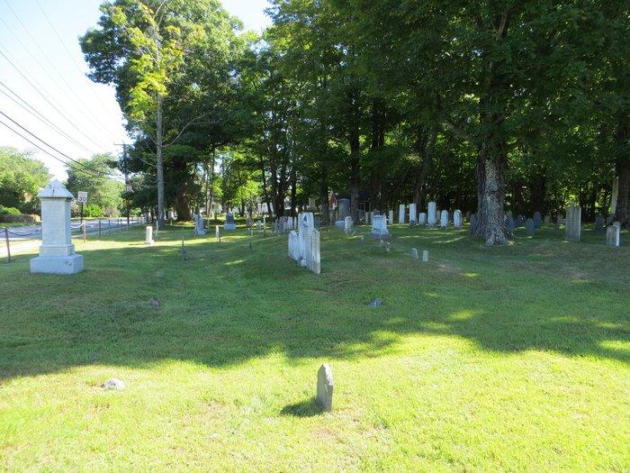 Congregational Cemetery
