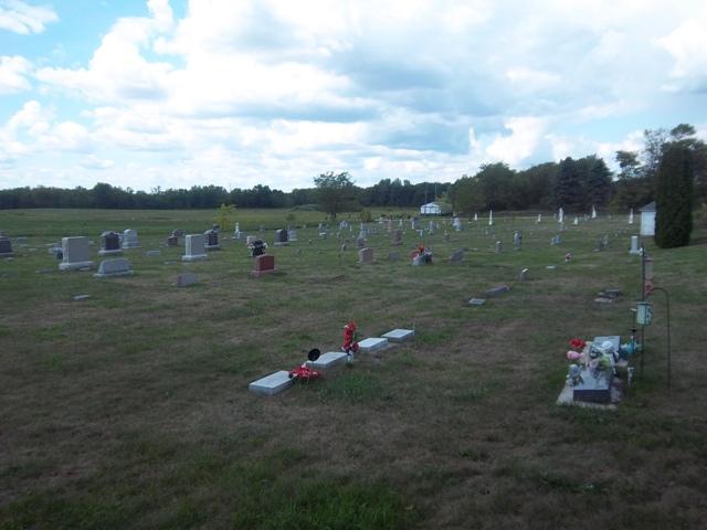 Ridott Township Cemetery