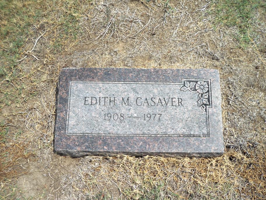 Edith M. Casaver