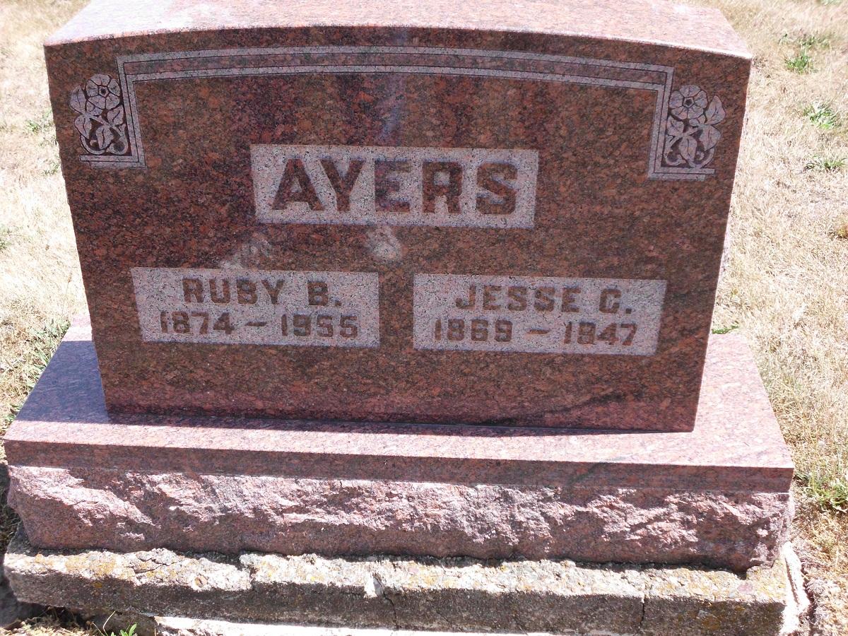 Jesse C. Ayers