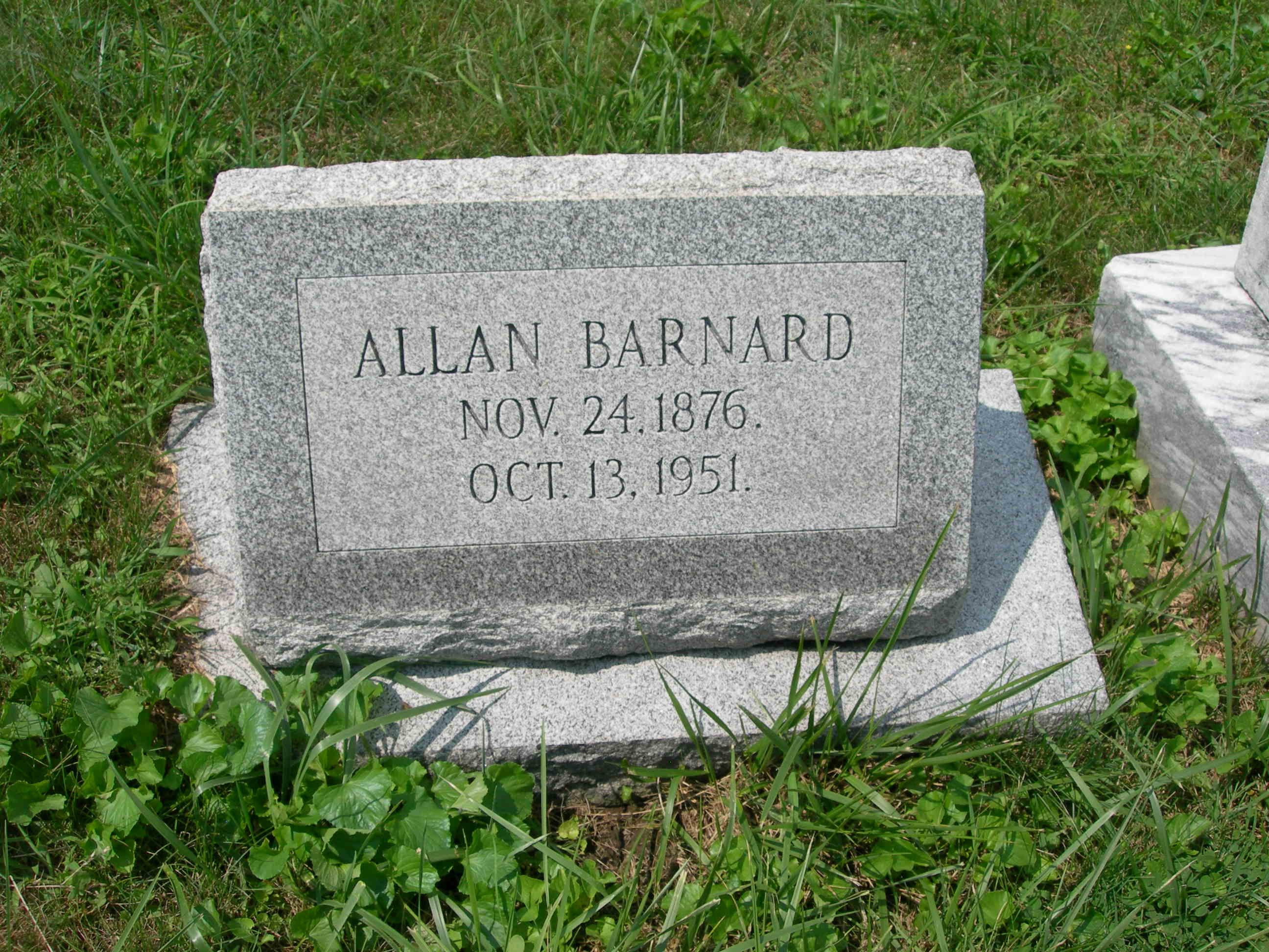 Allen Barnard