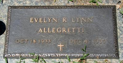 Evelyn R Allegretti