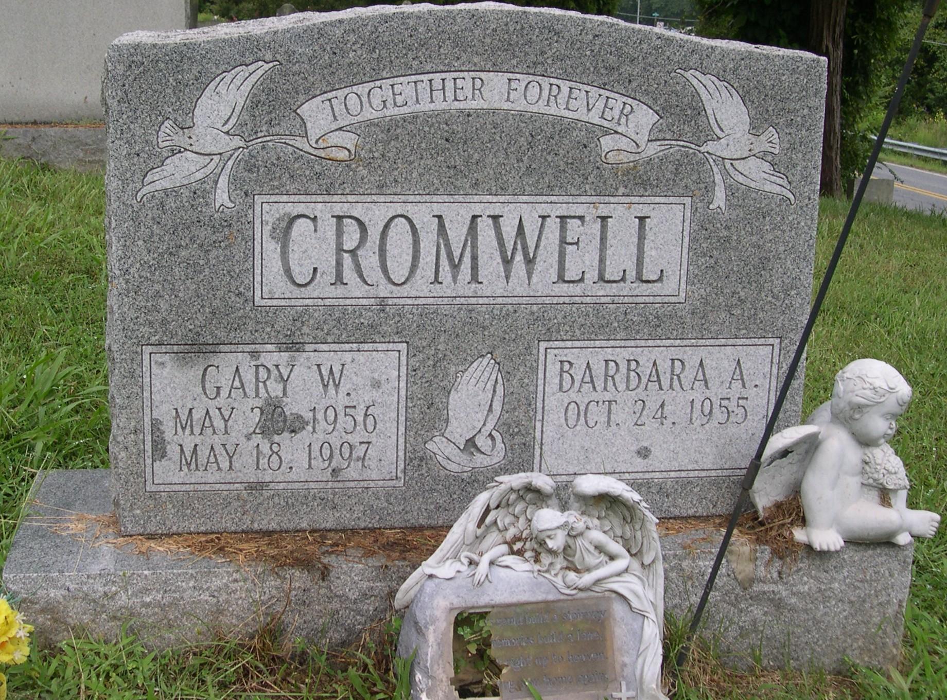 Gary W Cromwell
