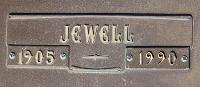 Jewell <i>Gandy</i> Ball