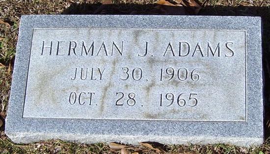 Herman Joseph Adams