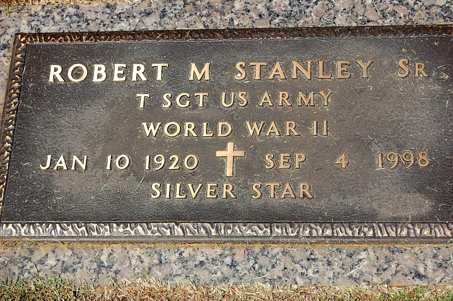 Robert Marvin Stanley, Sr
