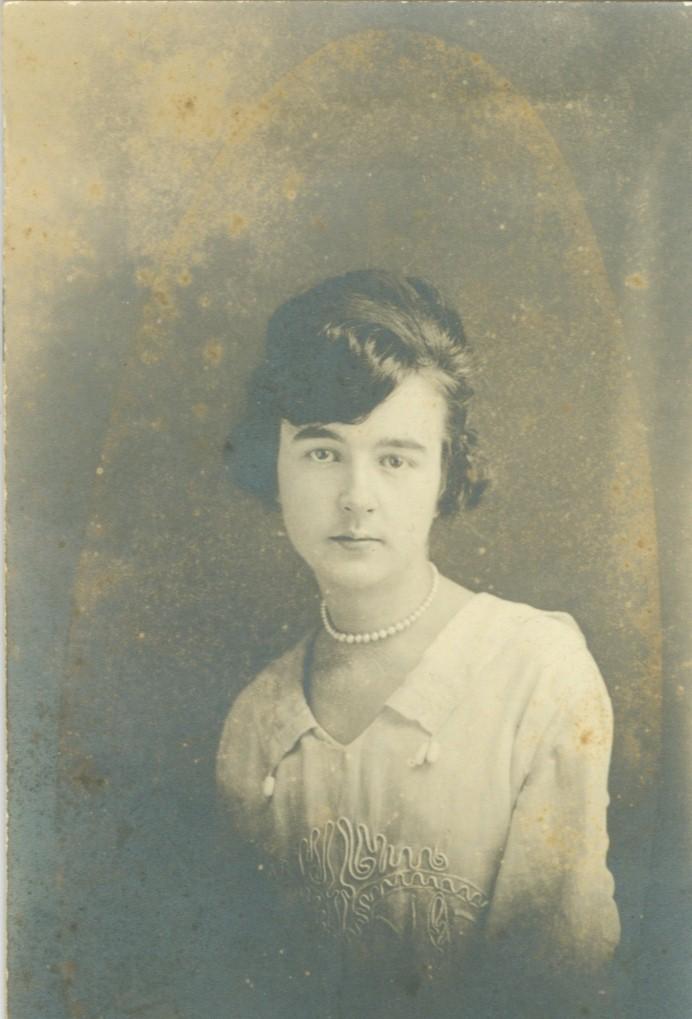 Lena Ione Ione <i>Warner</i> Dunn