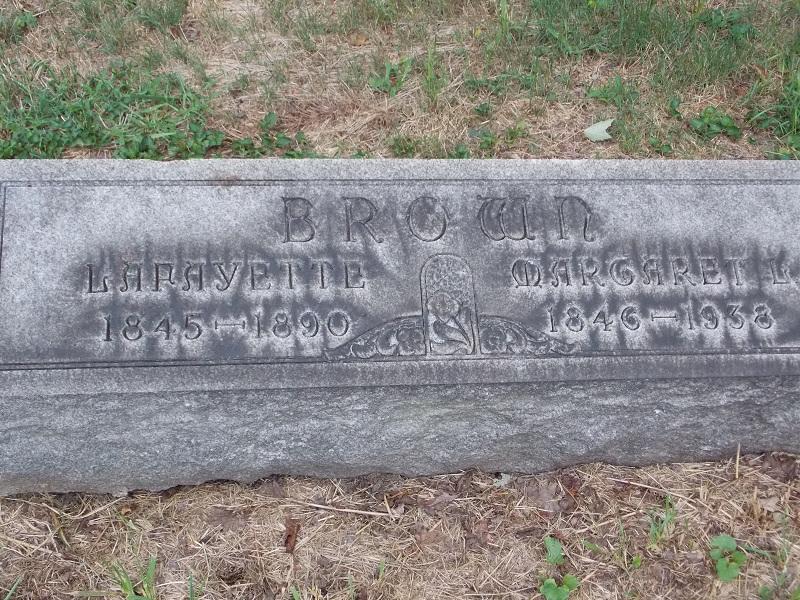 Lafayette Brown