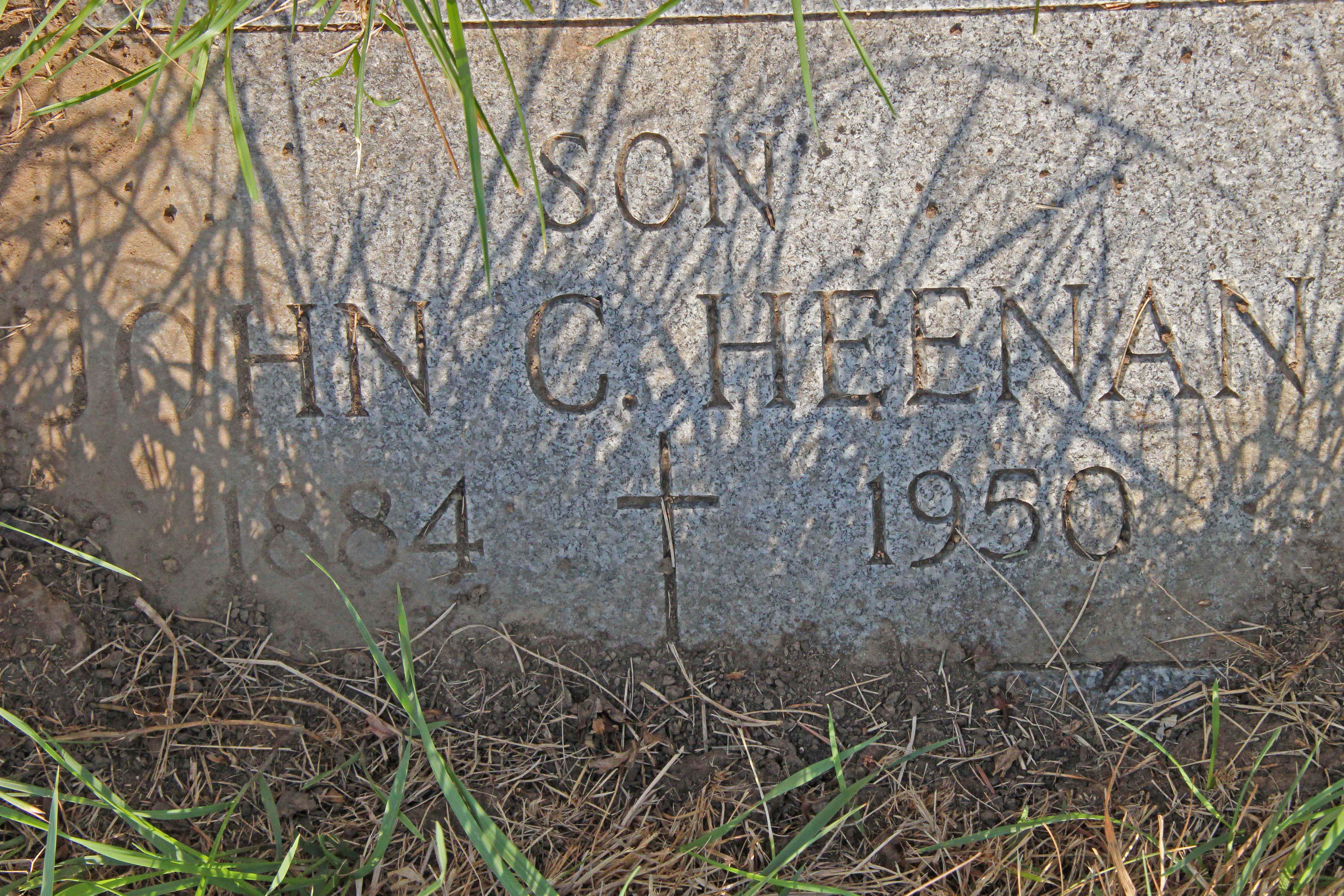 John C Heenan