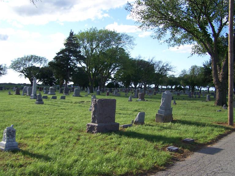 Cherokee Municipal Cemetery