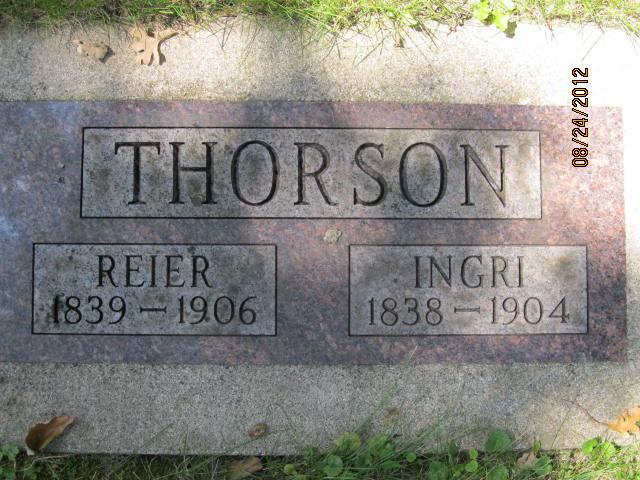 Reier Resuri Thorson