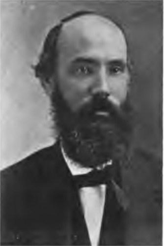 Rev Samuel Edward Axson