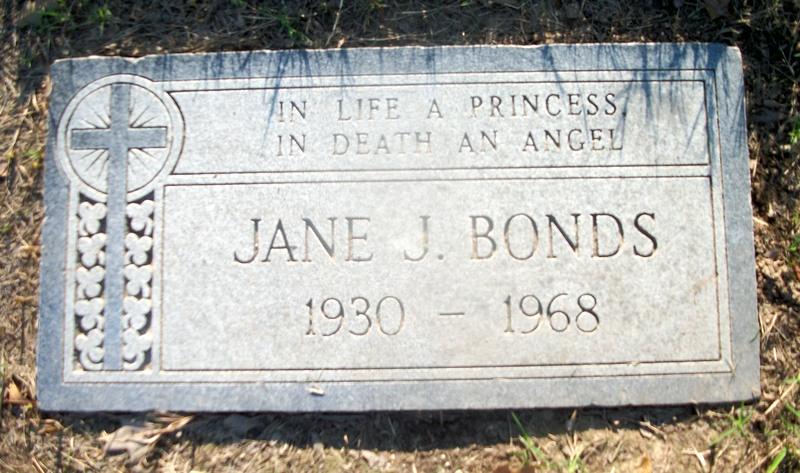 Jane Jouanema <i>Dawkins</i> Bonds