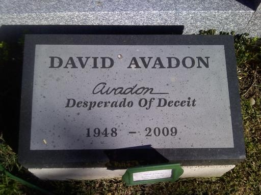 David Avadon