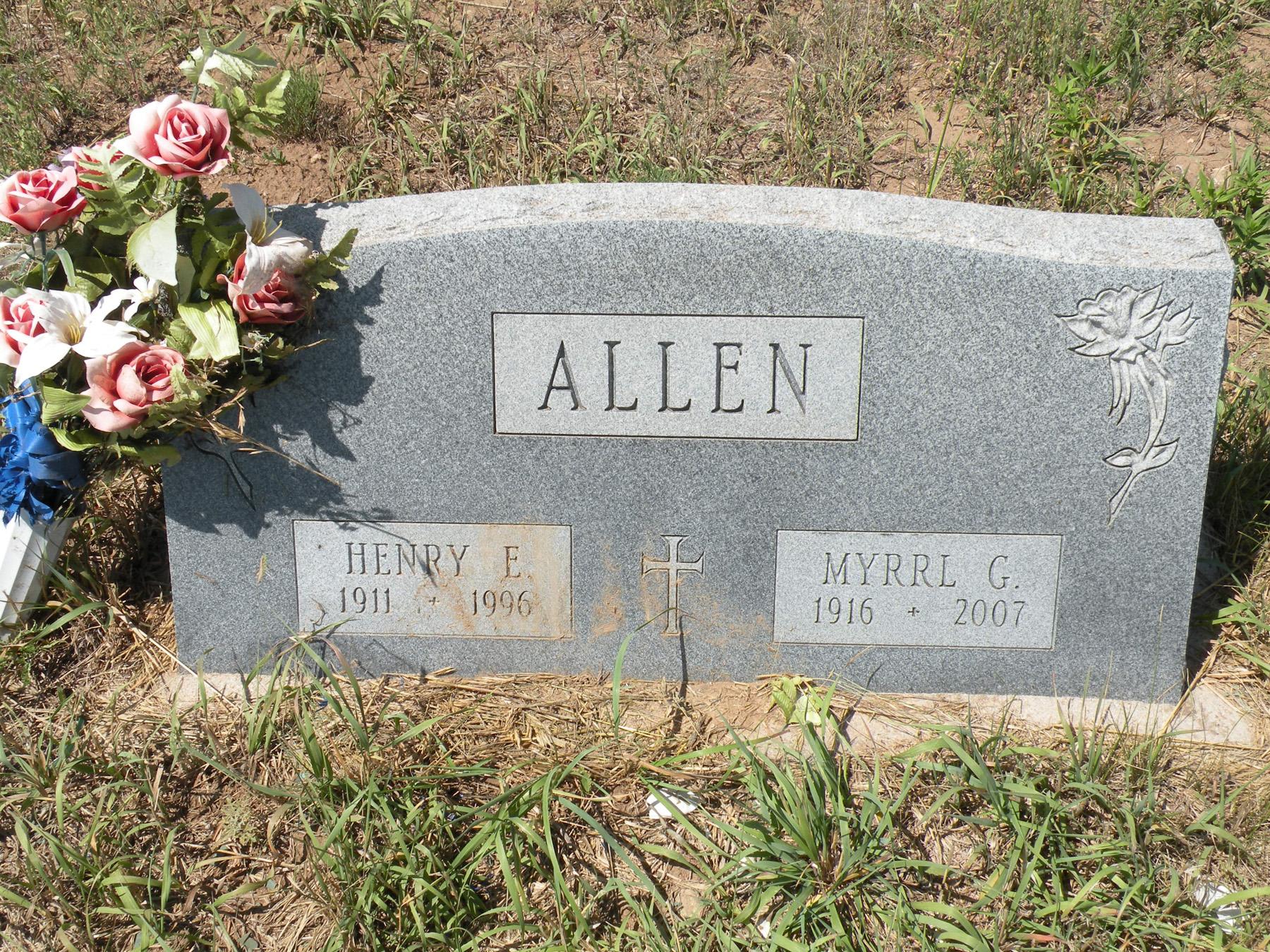 Henry Elijah Allen