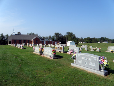 Flat Ridge Baptist Church Cemetery