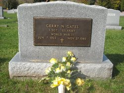 Gerry N Gates