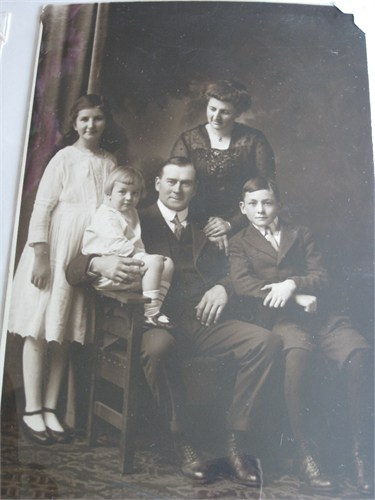 Mildred Mary Linnecar <i>Allen</i> Winslow