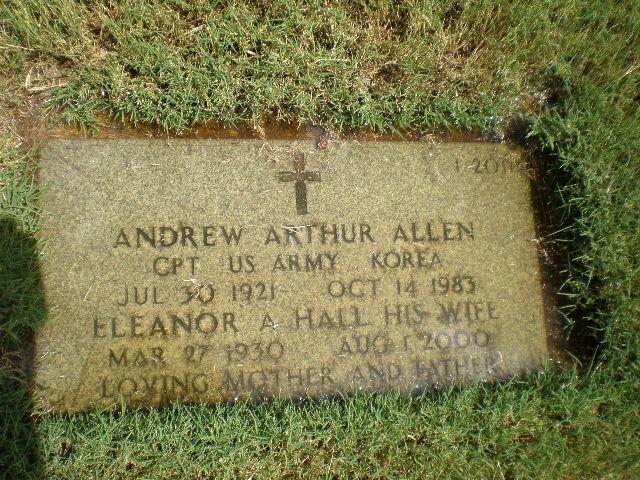 Andrew Arthur Allen