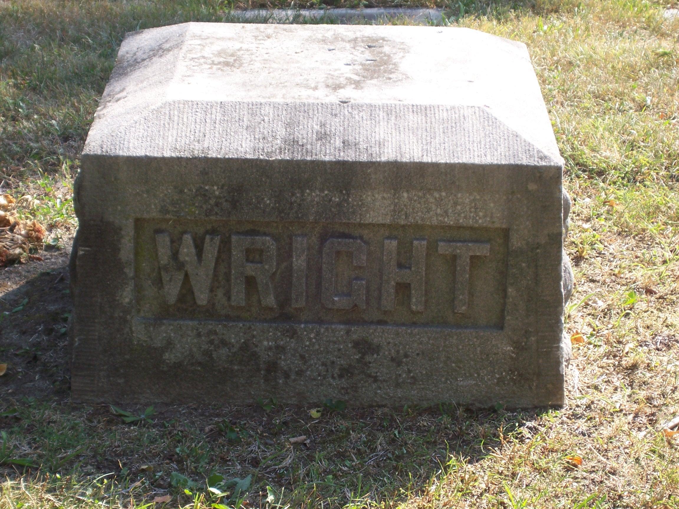 Ada May <i>Wright</i> Clarke