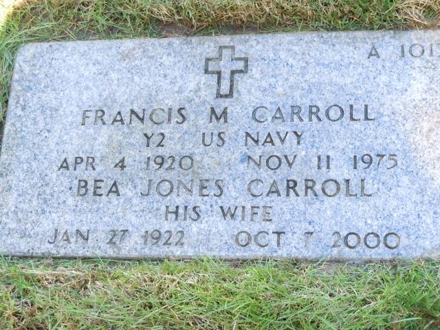 Francis Marion Frank Carroll