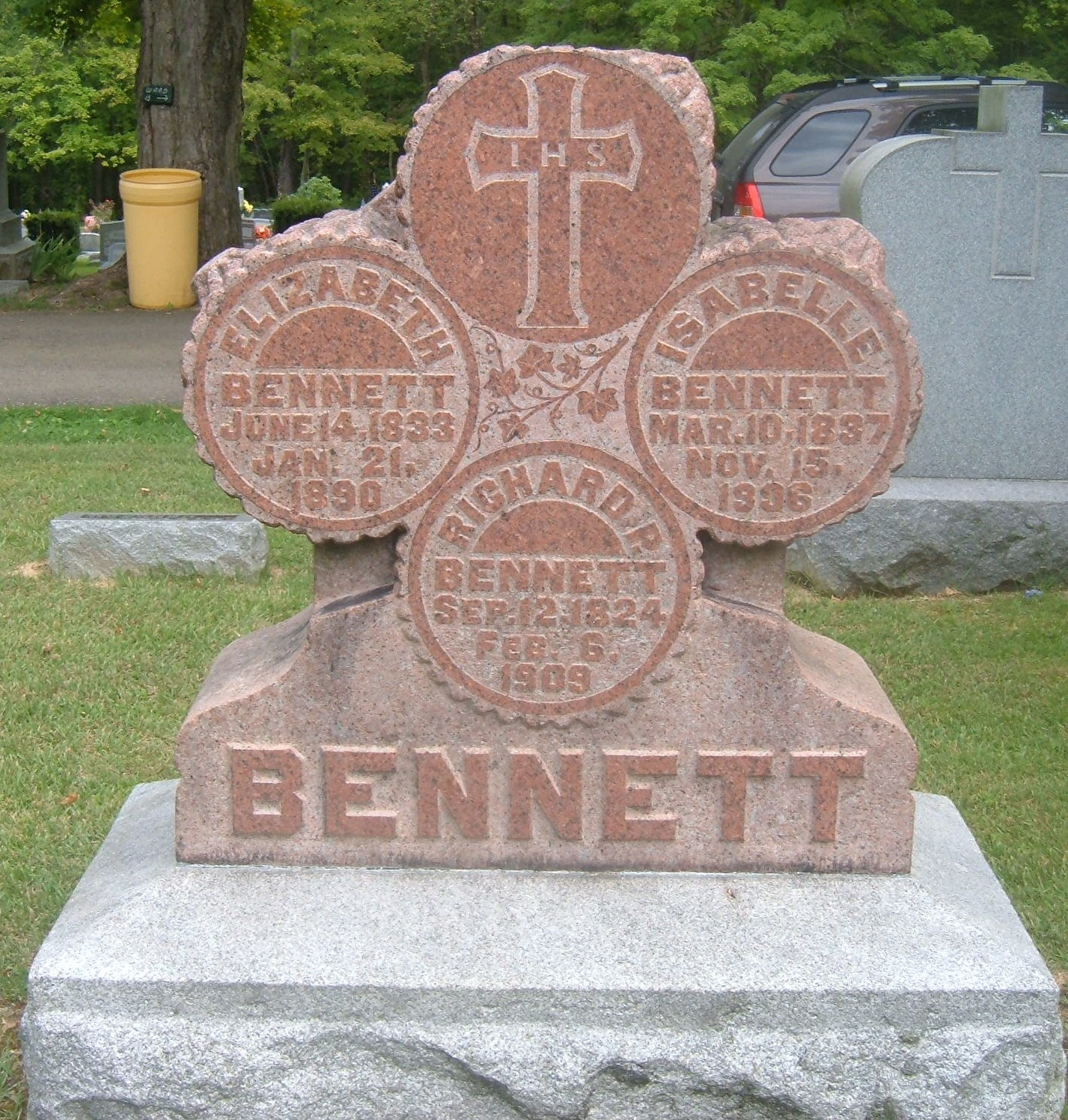 Elizabeth <i>McDonald</i> Bennett