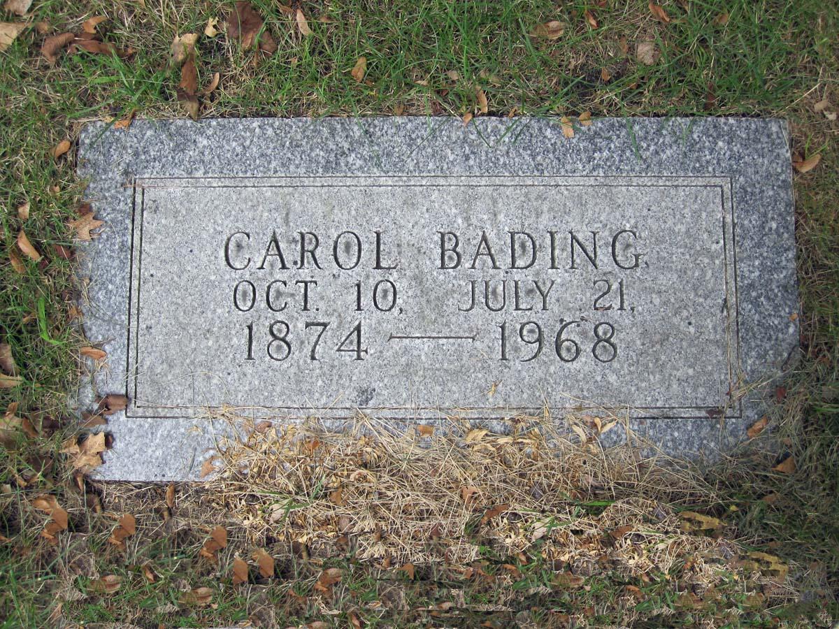Carol R. Bading