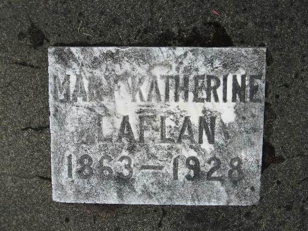 Mary Katherina Laflin