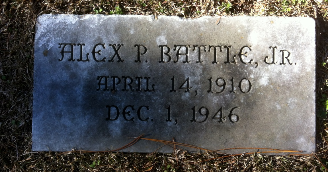 Alex Parker Battle, Jr
