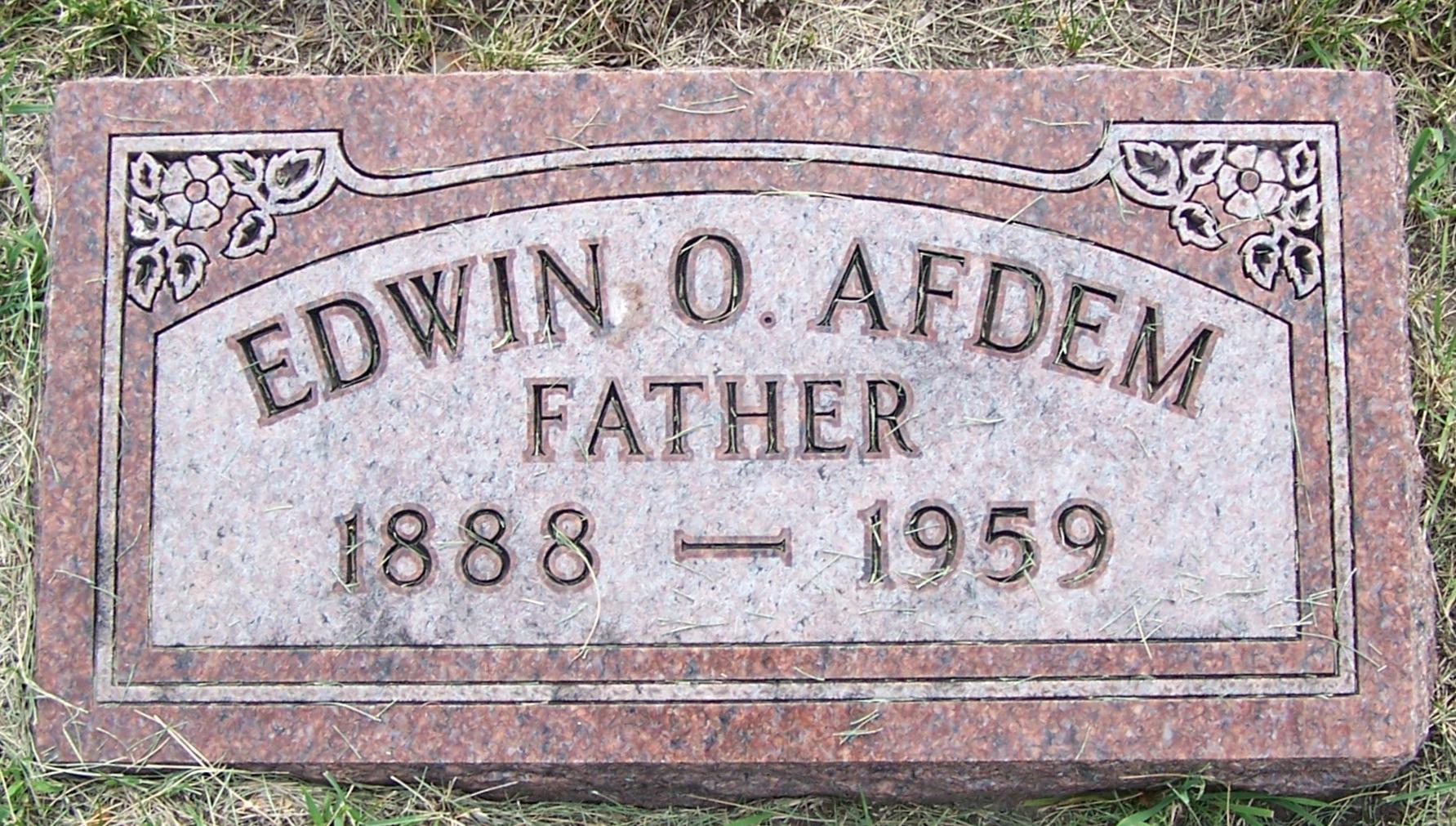 Edwin Oliver Afdem