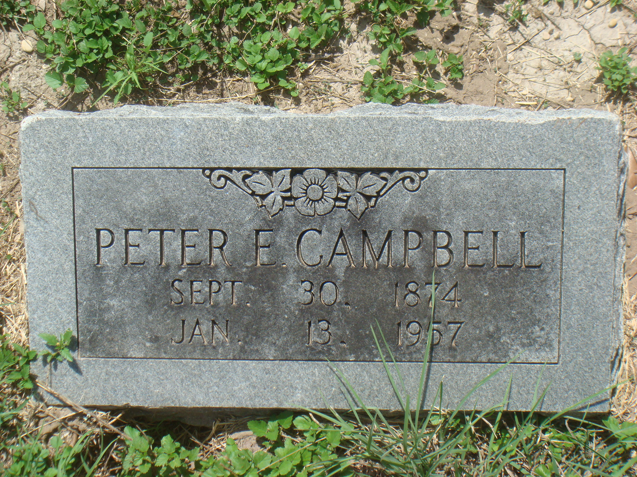 Peter E. Campbell