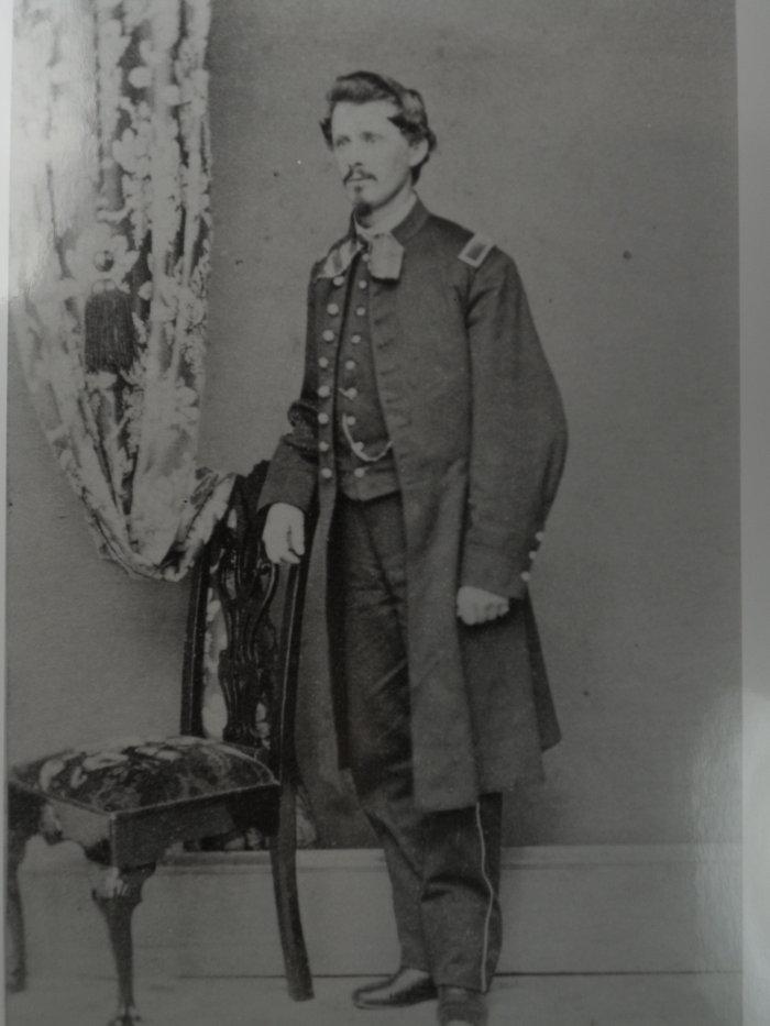 Lieut Samuel G Boone