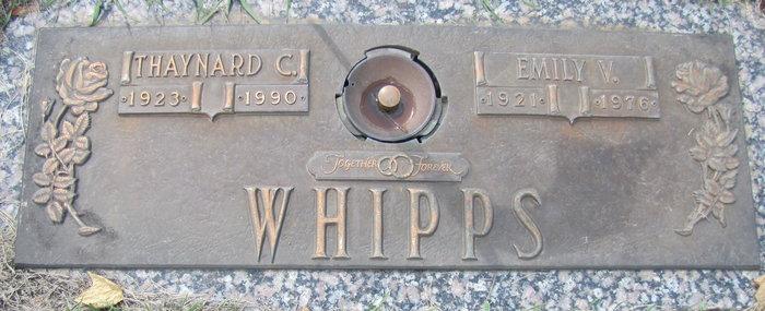Thaynard Cordell Whipps