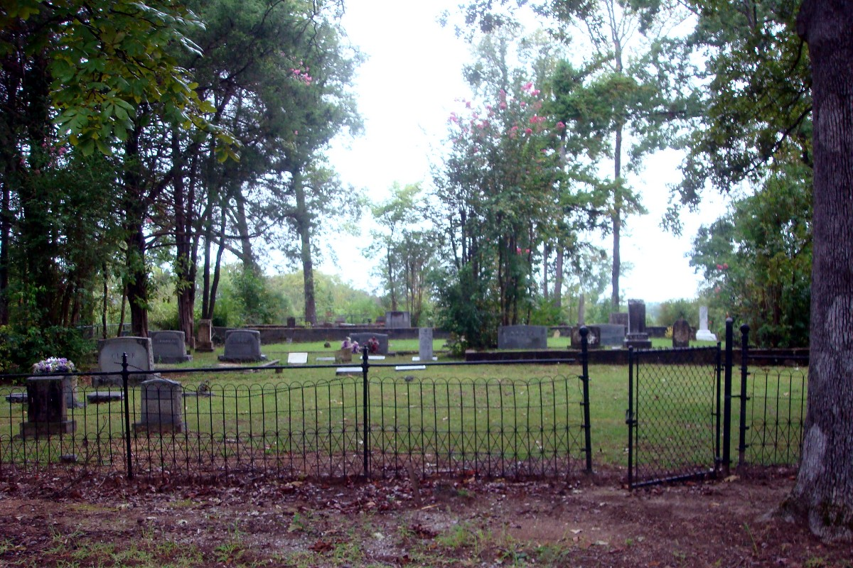 Jones Bailey Cemetery
