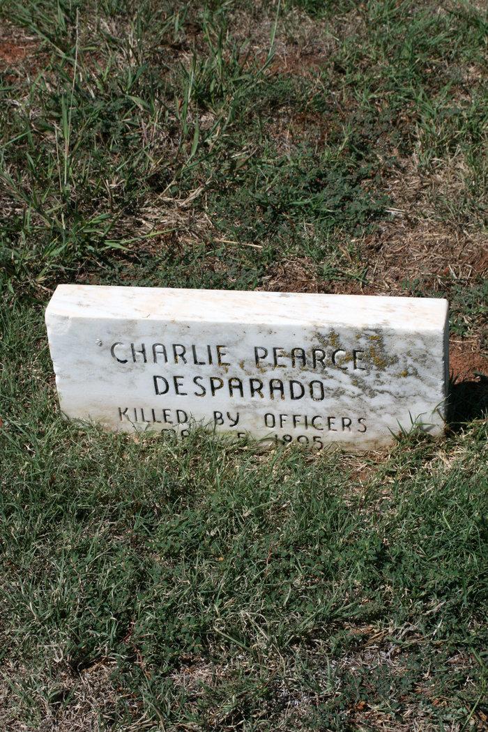 Charlie Pearce