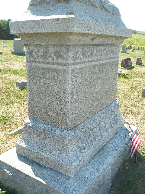 Elizabeth Belle Lizzie <i>Sheffer</i> Bird