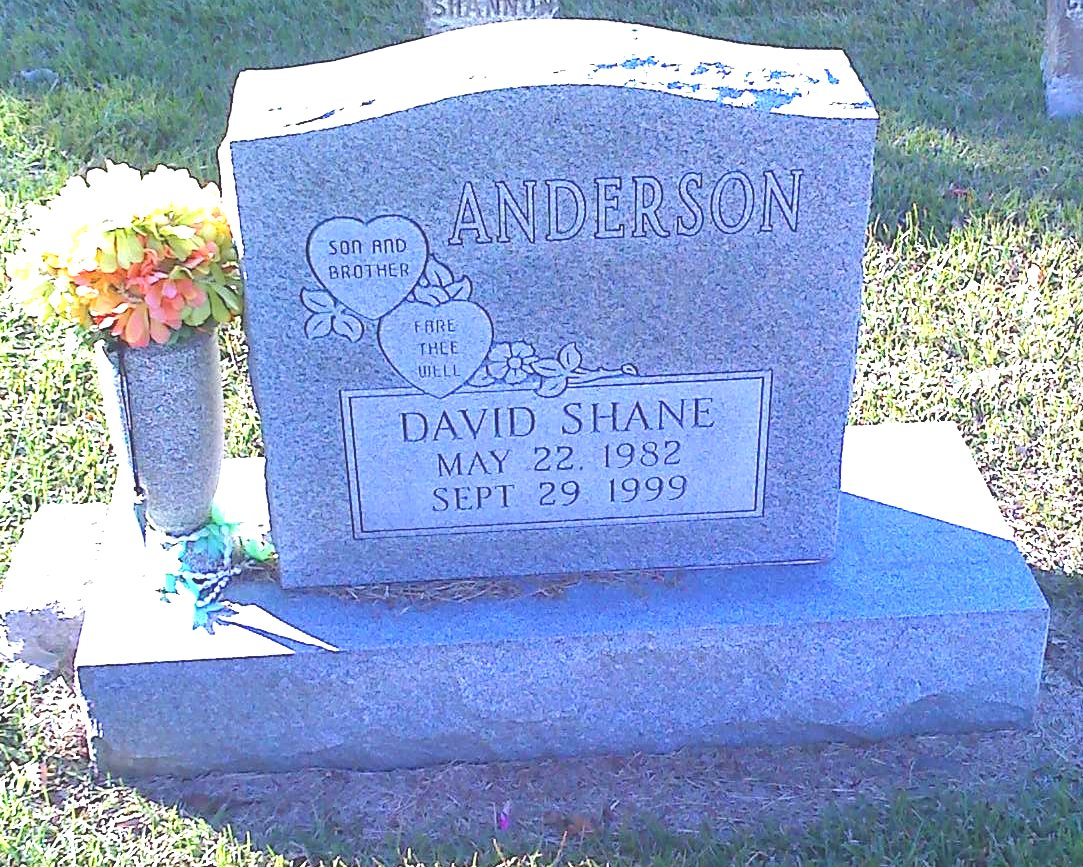 David Shane Anderson