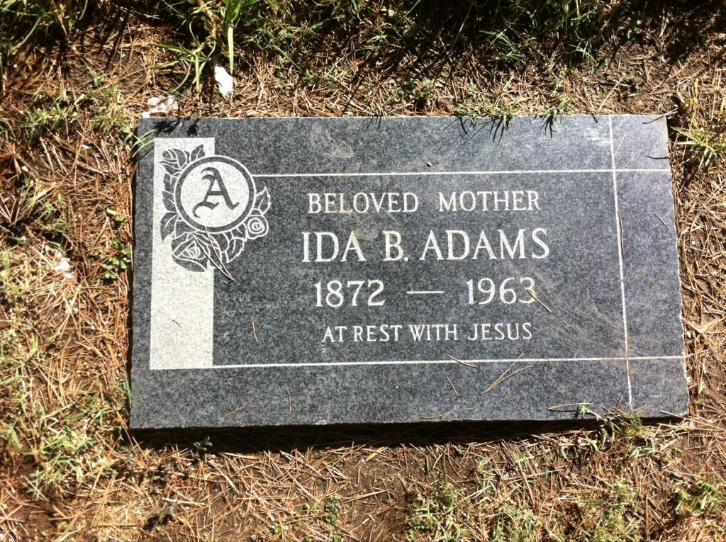 Ida B Adams